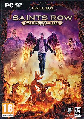 Einfach und sicher online bestellen: Saints Row - Gat out of Hell + DLC (AT-PEGI) in Österreich kaufen.