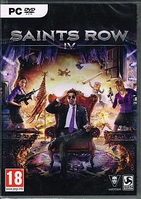 Einfach und sicher online bestellen: Saints Row 4 (AT-PEGI) in Österreich kaufen.