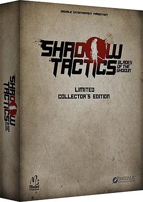 Einfach und sicher online bestellen: Shadow Tactics: Blades of the Shogun CE in Österreich kaufen.