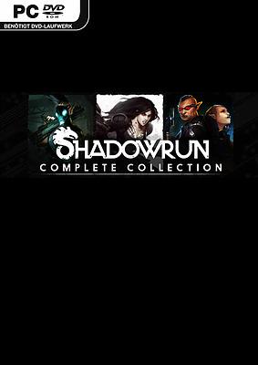 Einfach und sicher online bestellen: Shadowrun Complete Collection in Österreich kaufen.