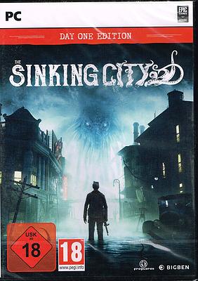 Einfach und sicher online bestellen: The Sinking City - Death May Die Day One Edition in Österreich kaufen.