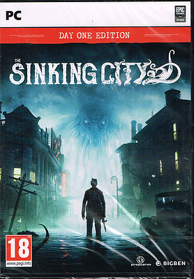 Einfach und sicher online bestellen: The Sinking City - Death May Die Day One Ed (PEGI) in Österreich kaufen.