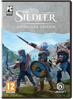 Einfach und sicher online bestellen: Die Siedler Entdecker Edition (AT-PEGI) in Österreich kaufen.