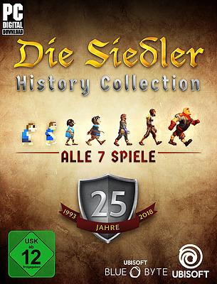 Einfach und sicher online bestellen: Die Siedler History Collection (AT-PEGI) in Österreich kaufen.