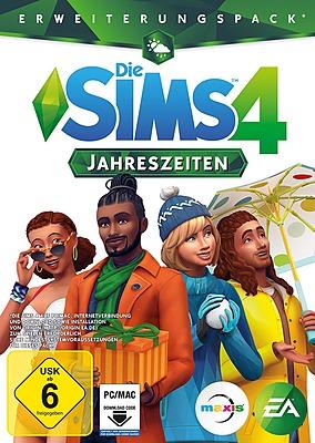 Einfach und sicher online bestellen: Die Sims 4: 4 Jahreszeiten Erweiterungspack (AT) in Österreich kaufen.