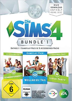 Einfach und sicher online bestellen: Die Sims 4: Addon Bundle Pack in Österreich kaufen.