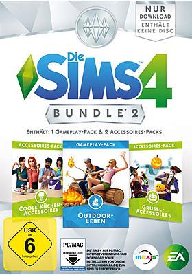 Einfach und sicher online bestellen: Die Sims 4: Addon Bundle Pack 2 in Österreich kaufen.