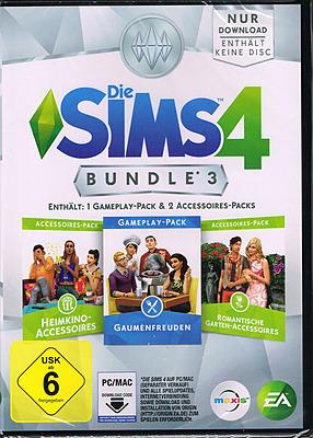 Einfach und sicher online bestellen: Die Sims 4: Addon Bundle Pack 3 in Österreich kaufen.