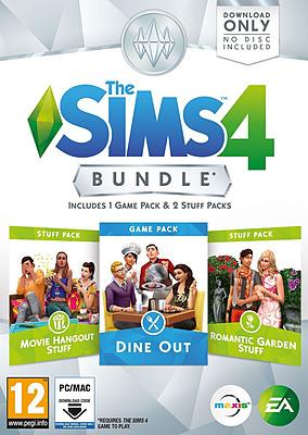 Einfach und sicher online bestellen: Die Sims 4: Addon Bundle Pack 5 in Österreich kaufen.