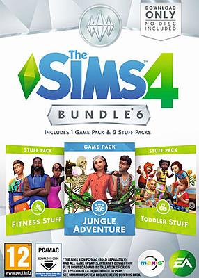 Einfach und sicher online bestellen: Die Sims 4: Addon Bundle Pack 6 in Österreich kaufen.