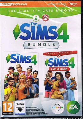 Einfach und sicher online bestellen: Die Sims 4 + Cats & Dogs in Österreich kaufen.
