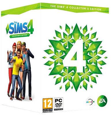 Einfach und sicher online bestellen: Die Sims 4 Collectors Edition in Österreich kaufen.