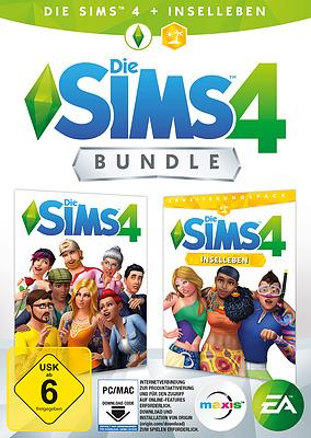 Einfach und sicher online bestellen: Die Sims 4 + Inselleben in Österreich kaufen.