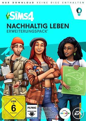 Einfach und sicher online bestellen: Die Sims 4 Nachhaltig Leben in Österreich kaufen.