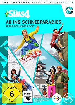Einfach und sicher online bestellen: Die Sims 4 Ab ins Schneeparadies in Österreich kaufen.