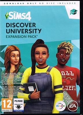 Einfach und sicher online bestellen: Die Sims 4 An die Uni Addon in Österreich kaufen.