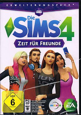 Einfach und sicher online bestellen: Die Sims 4: Zeit für Freunde Erweiterung in Österreich kaufen.