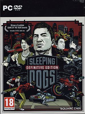 Einfach und sicher online bestellen: Sleeping Dogs Definitive Edition (Englisch) in Österreich kaufen.