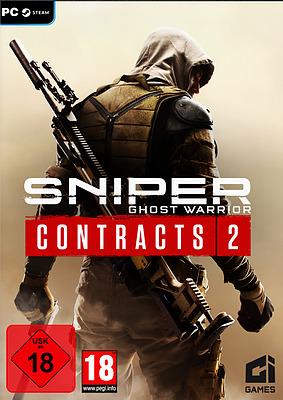 Einfach und sicher online bestellen: Sniper Ghost Warrior Contracts 2 + 5 Boni in Österreich kaufen.