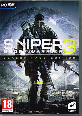 Einfach und sicher online bestellen: Sniper: Ghost Warrior 3 + Season Pass (AT-PEGI) in Österreich kaufen.