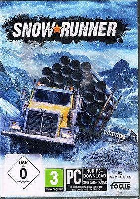 Einfach und sicher online bestellen: SnowRunner in Österreich kaufen.