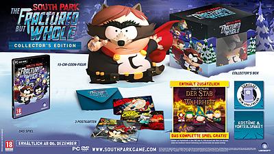 Einfach und sicher online bestellen: South Park: The Fractured but Whole CE (AT) in Österreich kaufen.