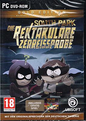 Einfach und sicher online bestellen: South Park: The Fractured but Whole Gold Ed. in Österreich kaufen.