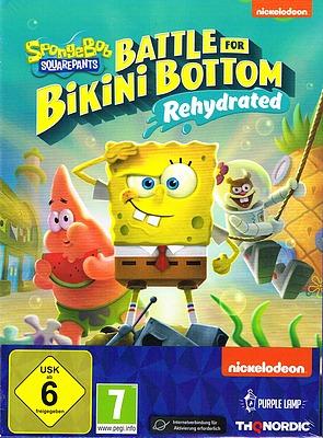 Einfach und sicher online bestellen: SpongeBob SquarePants: Battle of Bikini Bottom in Österreich kaufen.
