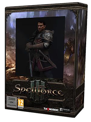 Einfach und sicher online bestellen: SpellForce 3 Collectors Edition in Österreich kaufen.