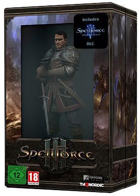 Einfach und sicher online bestellen: SpellForce 3 Harvest Soul Limited Edition in Österreich kaufen.