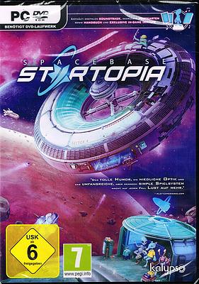 Einfach und sicher online bestellen: Spacebase Startopia + 4 Boni in Österreich kaufen.
