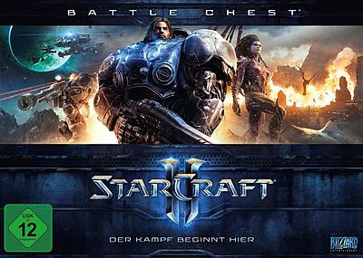Einfach und sicher online bestellen: Starcraft 2 Battlechest 2.0 in Österreich kaufen.
