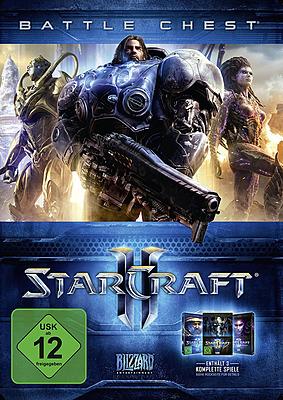 Einfach und sicher online bestellen: Starcraft 2 Battlechest in Österreich kaufen.