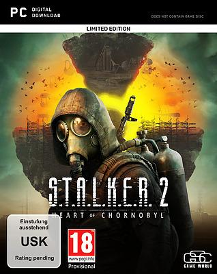 Einfach und sicher online bestellen: S.T.A.L.K.E.R 2 Heart of Chernobyl Limited Edition in Österreich kaufen.