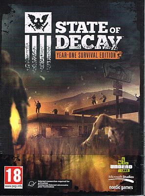 Einfach und sicher online bestellen: State of Decay: Year One Survival Edition in Österreich kaufen.