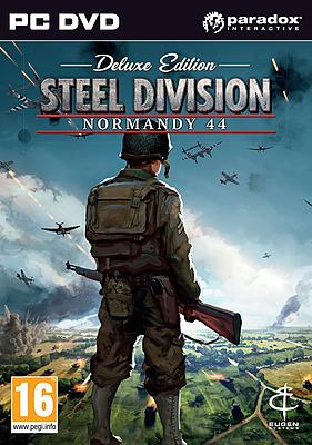 Einfach und sicher online bestellen: Steel Division - Normandy 44 Deluxe Edition (EU) in Österreich kaufen.