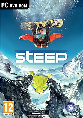 Einfach und sicher online bestellen: Steep + 4 DLCs (AT-PEGI) in Österreich kaufen.