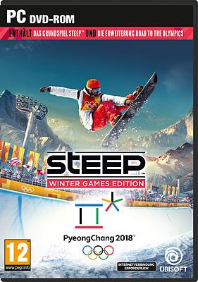 Einfach und sicher online bestellen: Steep Winter Games Edition (AT-PEGI) in Österreich kaufen.