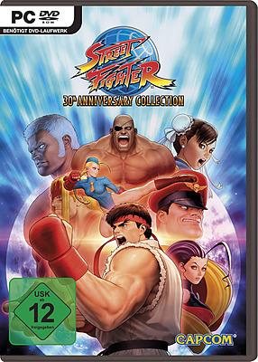 Einfach und sicher online bestellen: Street Fighter: 30th Anniversary Collection (AT) in Österreich kaufen.