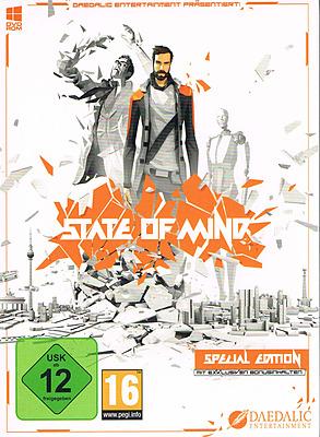 Einfach und sicher online bestellen: State of Mind Special Edition in Österreich kaufen.
