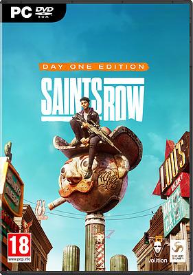 Einfach und sicher online bestellen: Saints Row DayOne Edition + 3 Boni (AT-PEGI) in Österreich kaufen.