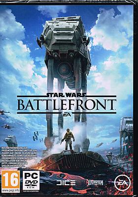 Einfach und sicher online bestellen: Star Wars: Battlefront (AT-PEGI) in Österreich kaufen.