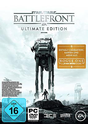 Einfach und sicher online bestellen: Star Wars: Battlefront Ultimate Edition in Österreich kaufen.