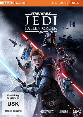 Einfach und sicher online bestellen: Star Wars Jedi: Fallen Order (PEGI) in Österreich kaufen.