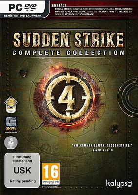 Einfach und sicher online bestellen: Sudden Strike 4 Complete Collection in Österreich kaufen.