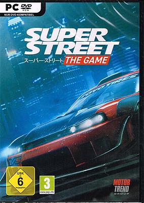 Einfach und sicher online bestellen: Super Street - The Game in Österreich kaufen.