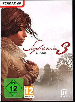 Einfach und sicher online bestellen: Syberia 3 in Österreich kaufen.