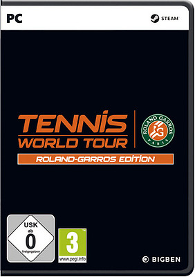 Einfach und sicher online bestellen: Tennis World Tour - Roland Garros Edition in Österreich kaufen.