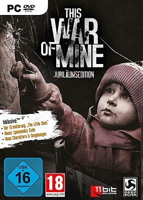 Einfach und sicher online bestellen: This War of Mine Jubiläumsedition in Österreich kaufen.