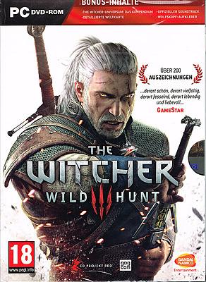 Einfach und sicher online bestellen: The Witcher 3: Wild Hunt Limited D1 + 16 DLCs (AT) in Österreich kaufen.